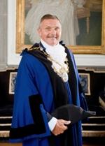 Councillor Derek Burke