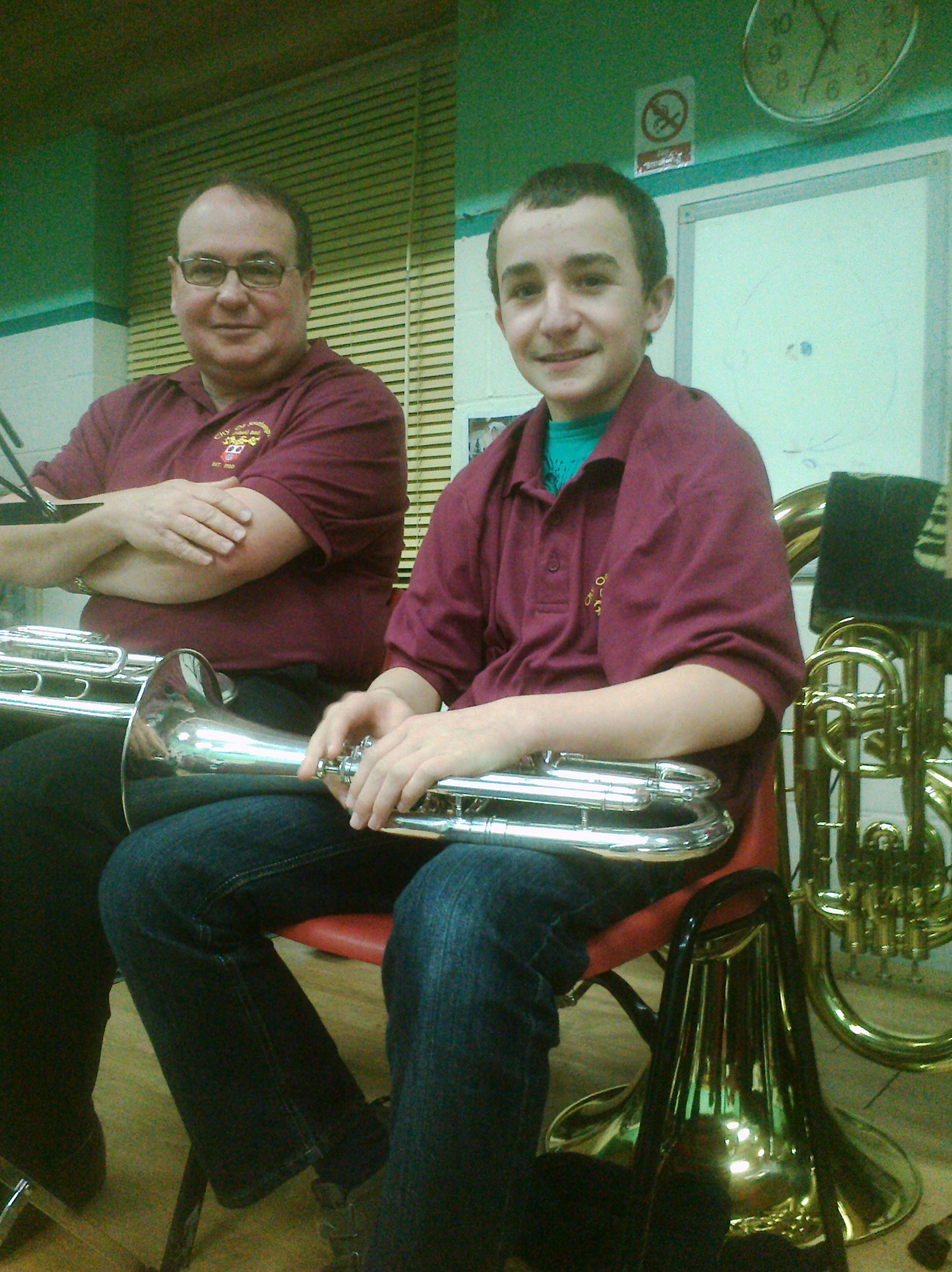 Training Band Members