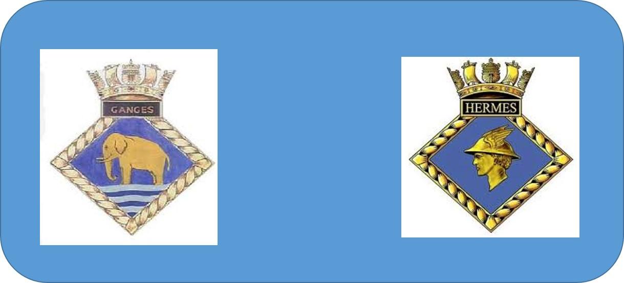 Naval Crests