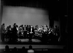Joint concert with Pendeen Band, Cornwall 1994