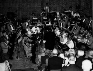 Turner Sims Concert '95, Albion Band and Training Band