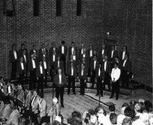 Turner Sims Concert '95, Solent City Barbershop Chorus