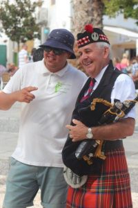 Phil Garrod - Our Piper